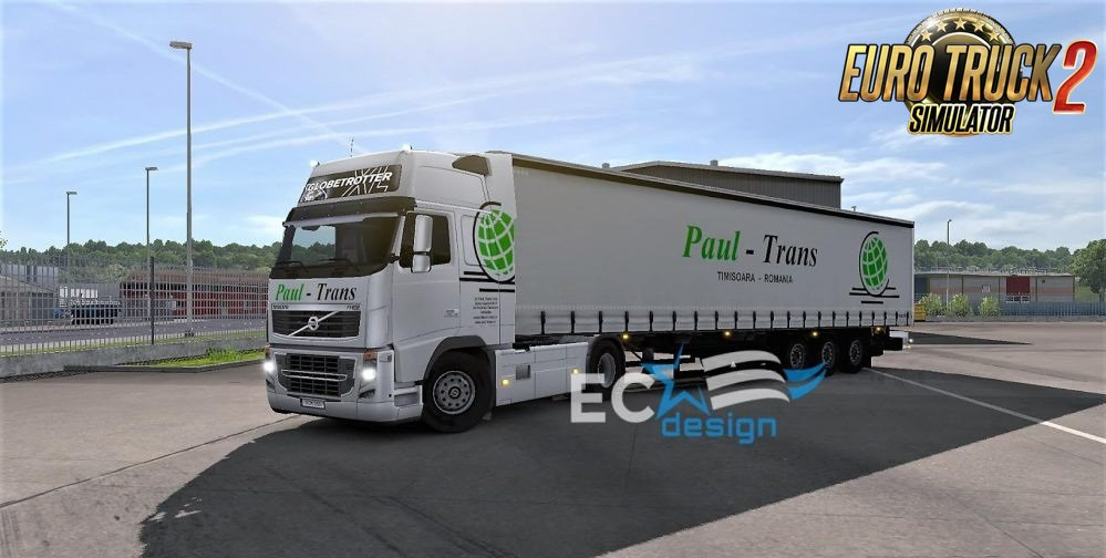Paul Trans Combo Skin by ECdesign [1.27.x]