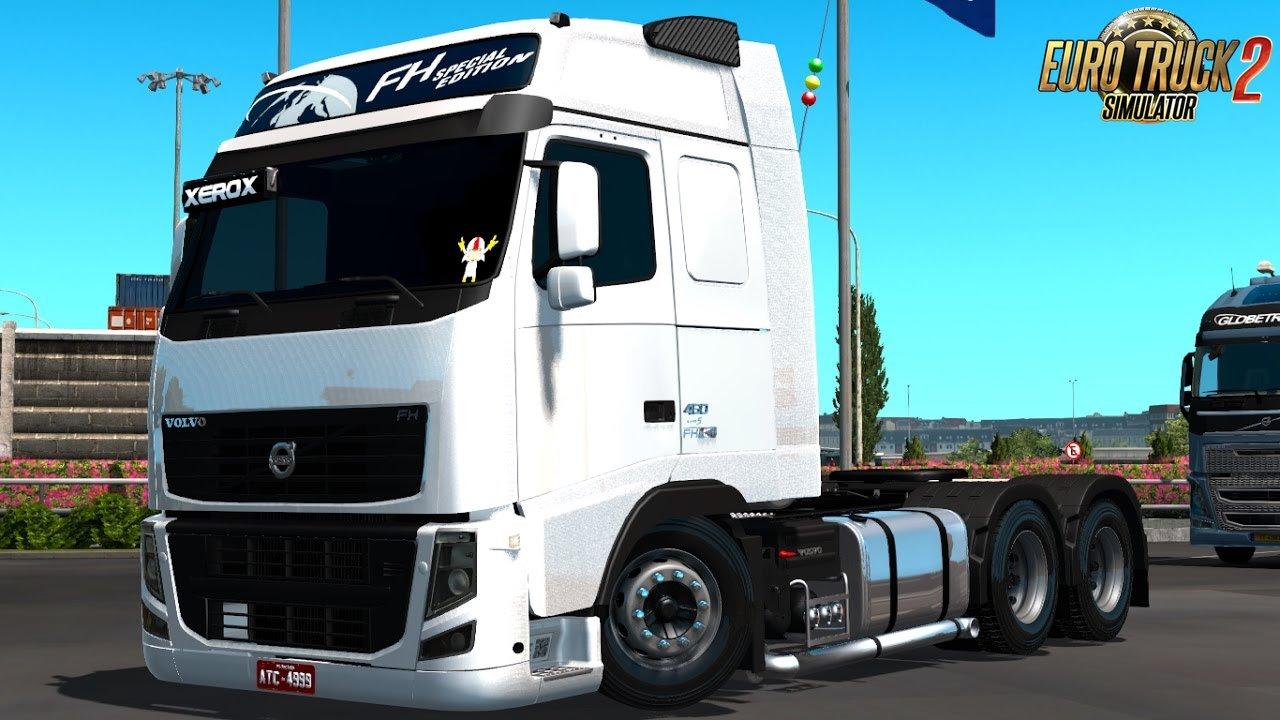 Volvo FH v2 Atualizado [1.27.x]