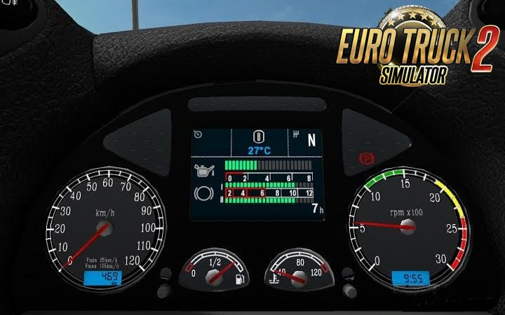 Iveco Stralis XP Style Board Computer [1.27.x]