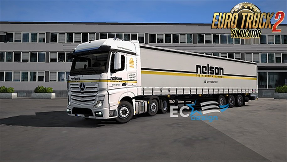 Nelson Distribution Combo Skin by ECdesign