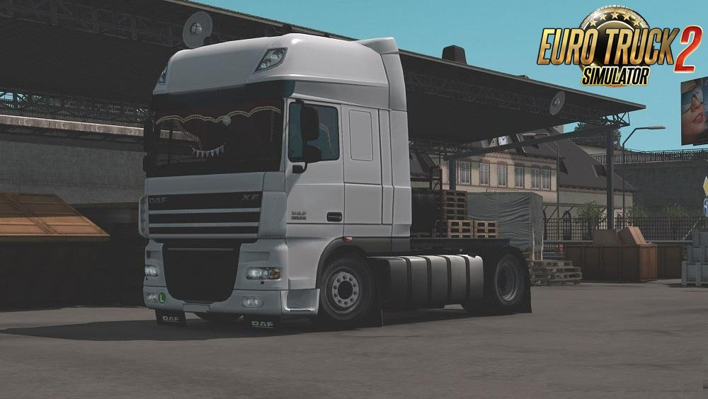 DAF XF 50k Edit Version [1.27.x]