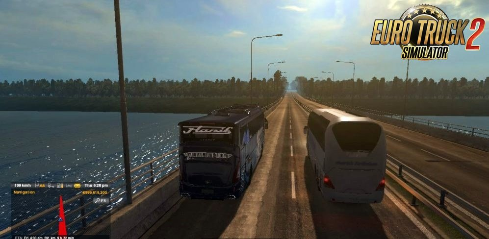 Bangladesh Map Mod v2.0 for Ets2 [1.27.x]