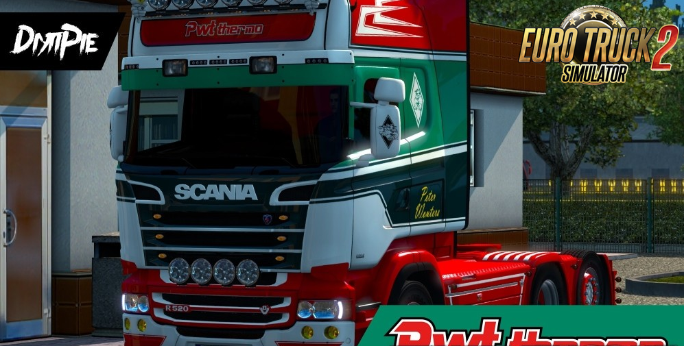 PWT Thermo Skin for Scania RS RJL v1.0 (1.27.x)