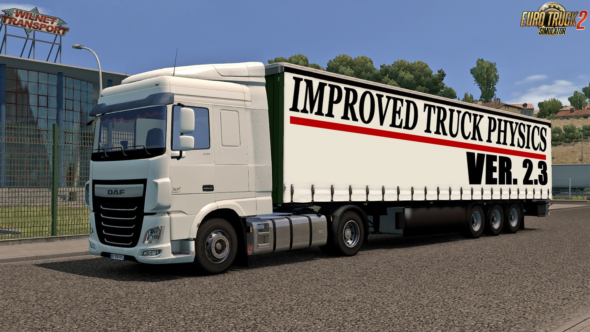 Improved truck physics v. 2.3.1 by AlexeyP