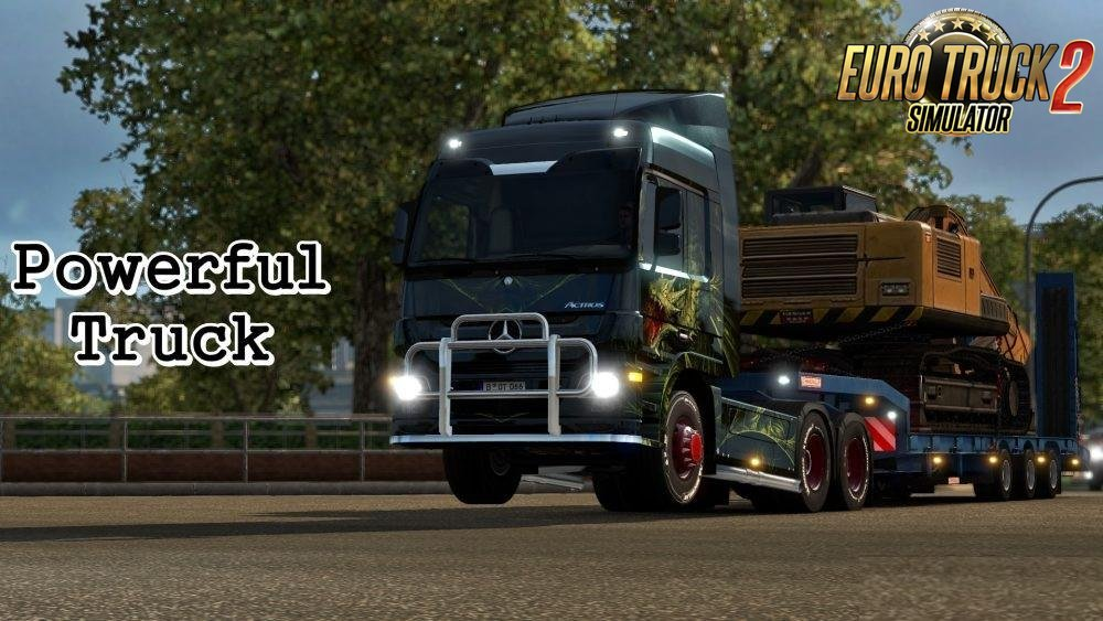 Powerful Truck Pack by YiğitE.