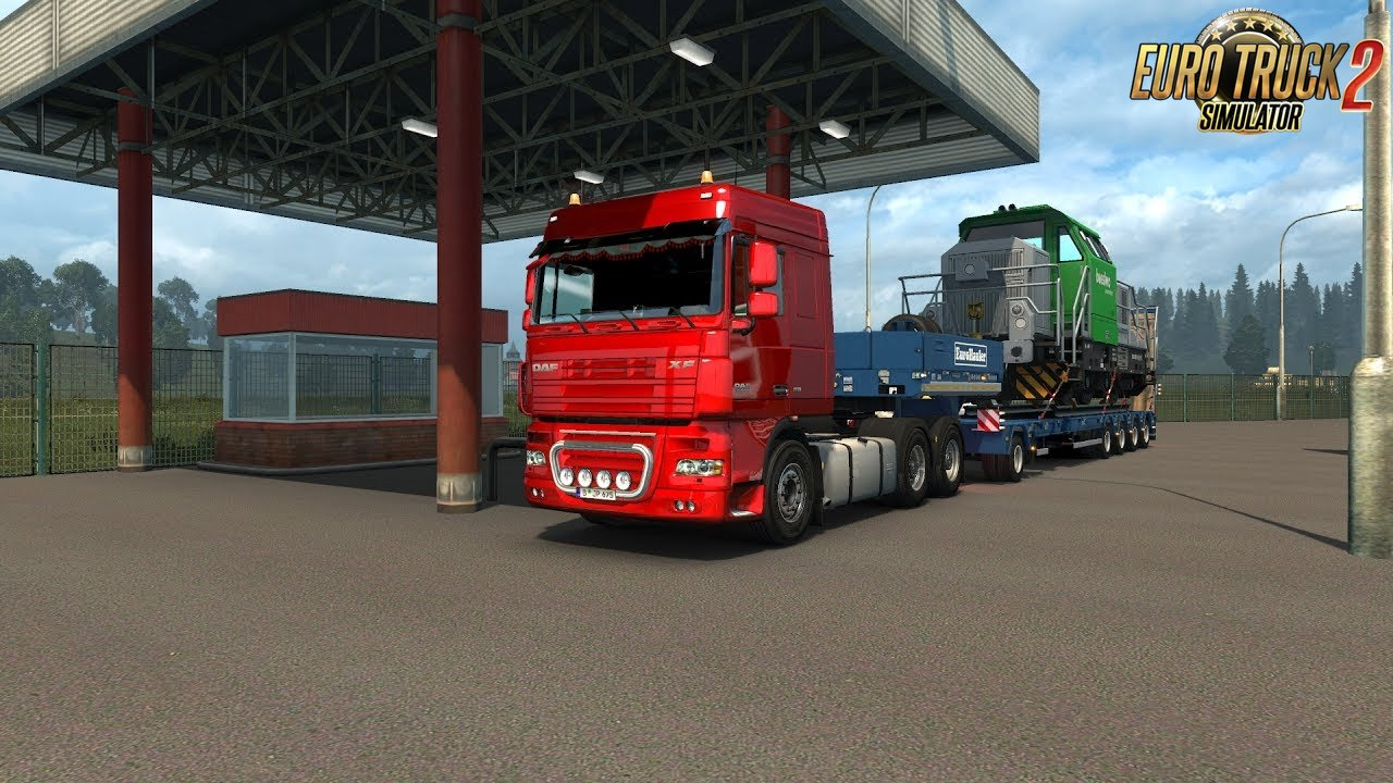 DAF XF Stock Sound v2.0 by Kriechbaum