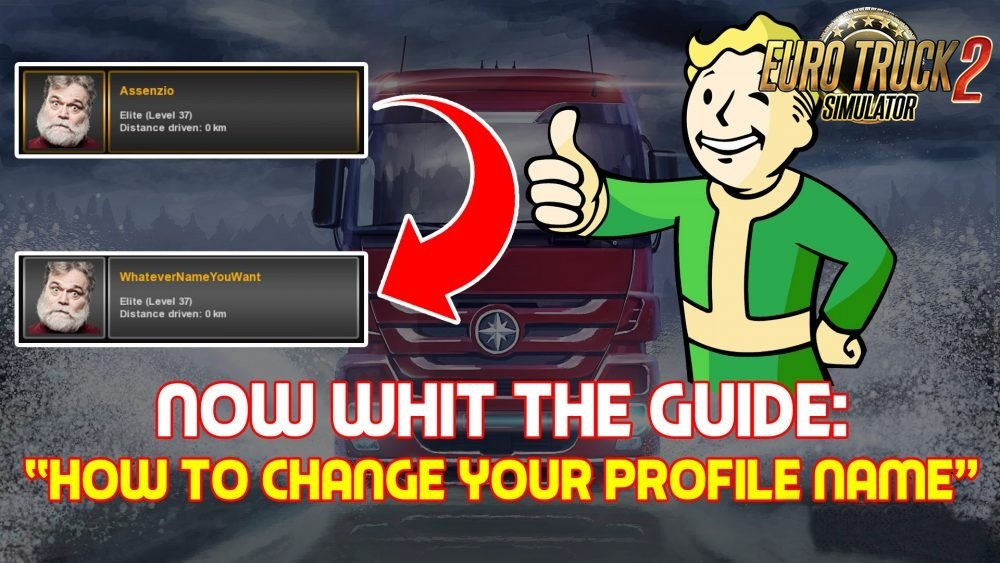Assenzio Best Start Save Game (3 in 1) + Easy guide for how to change your profile name