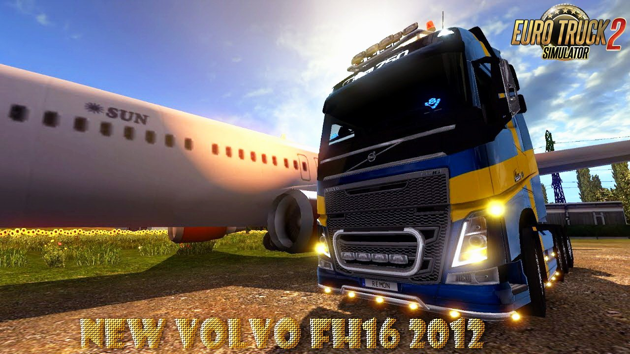 New Volvo FH16 2012 v12.0 (1.27.x)