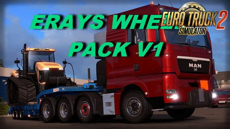 Erays Wheels Pack v1.0 (1.27.x)