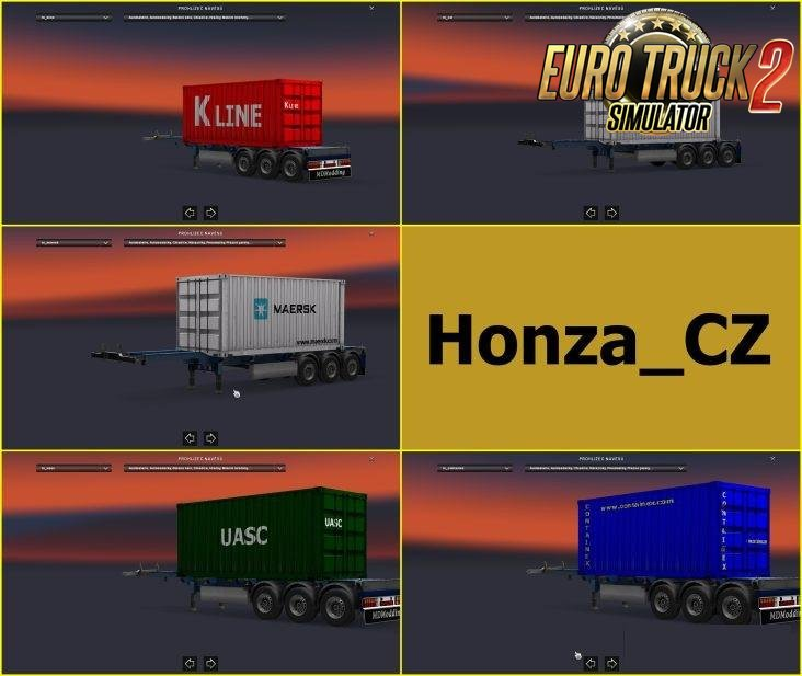 Containery Trailer Pack