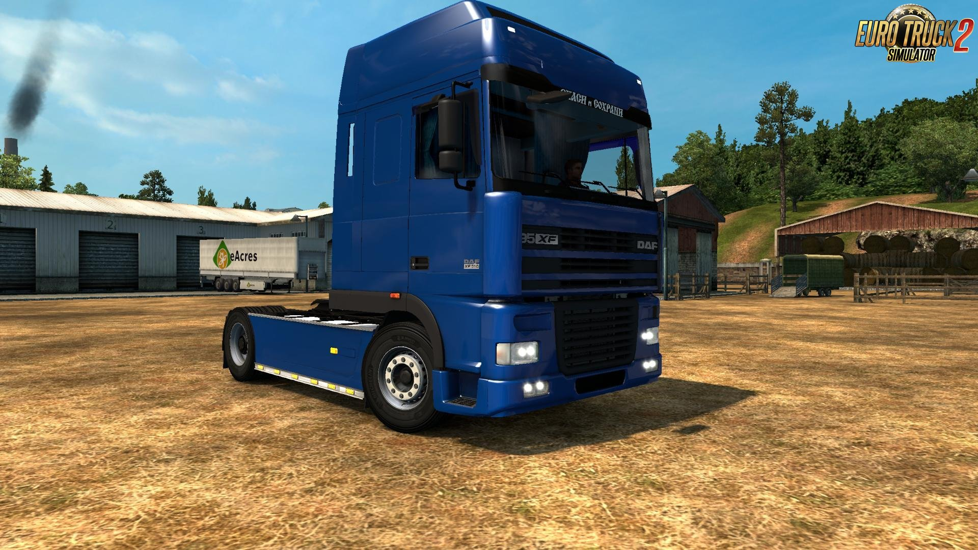 DAF 95 XF(Fixed and Updated) [1.27.x]