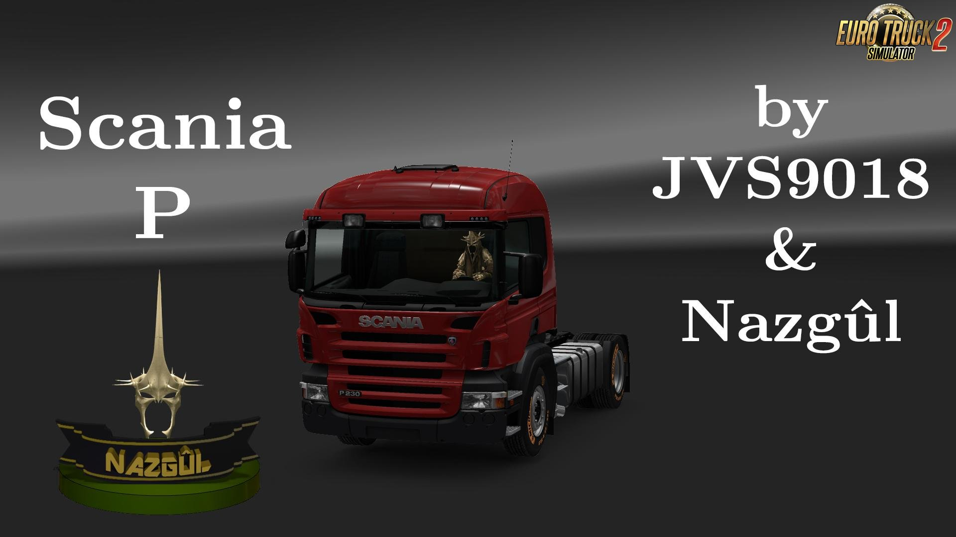 Scania P Modifications v1.1 [1.27.x]