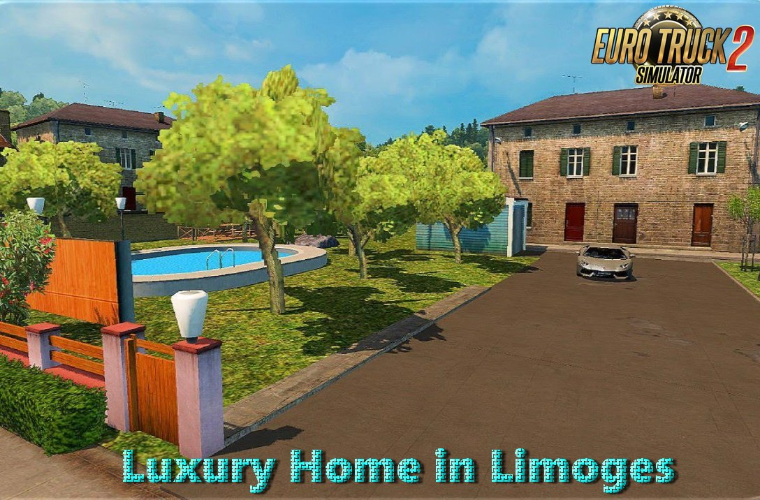 Luxury Home in Limoges v1.0 by Turbo (1.27.x)