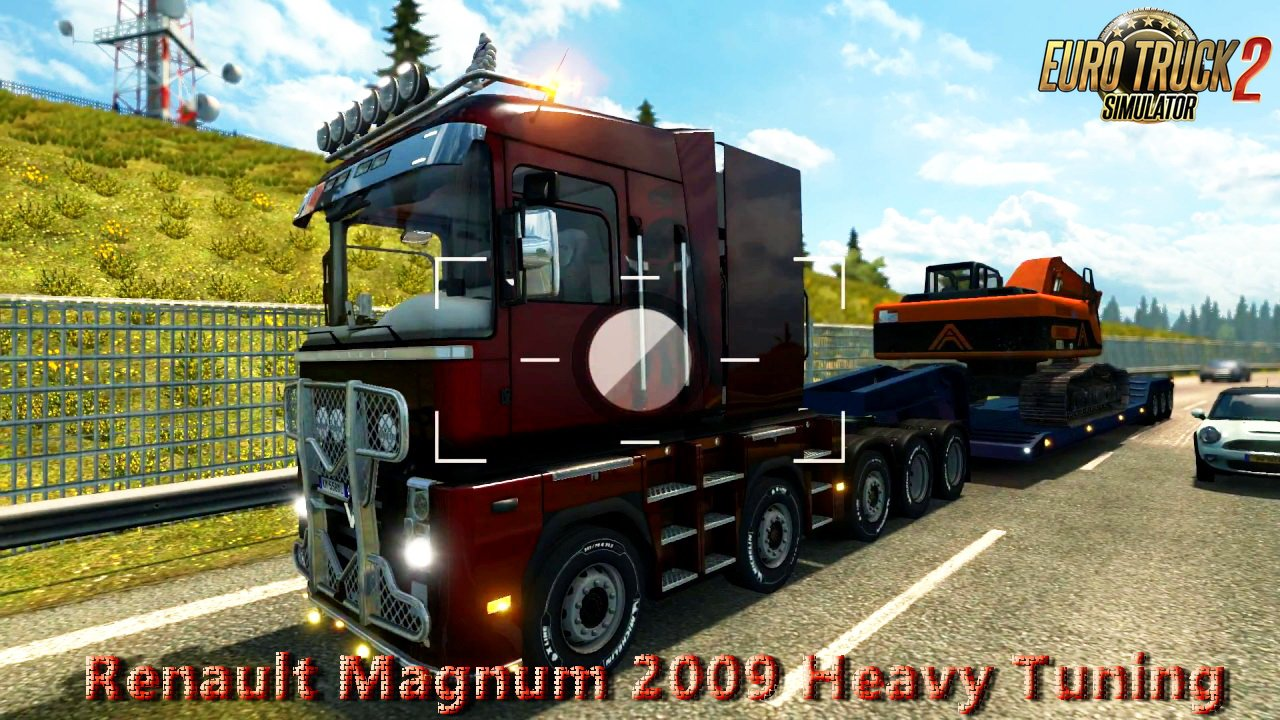 Renault Magnum 2009 Heavy Tuning v1.1 by Roadhunter (1.27.x)