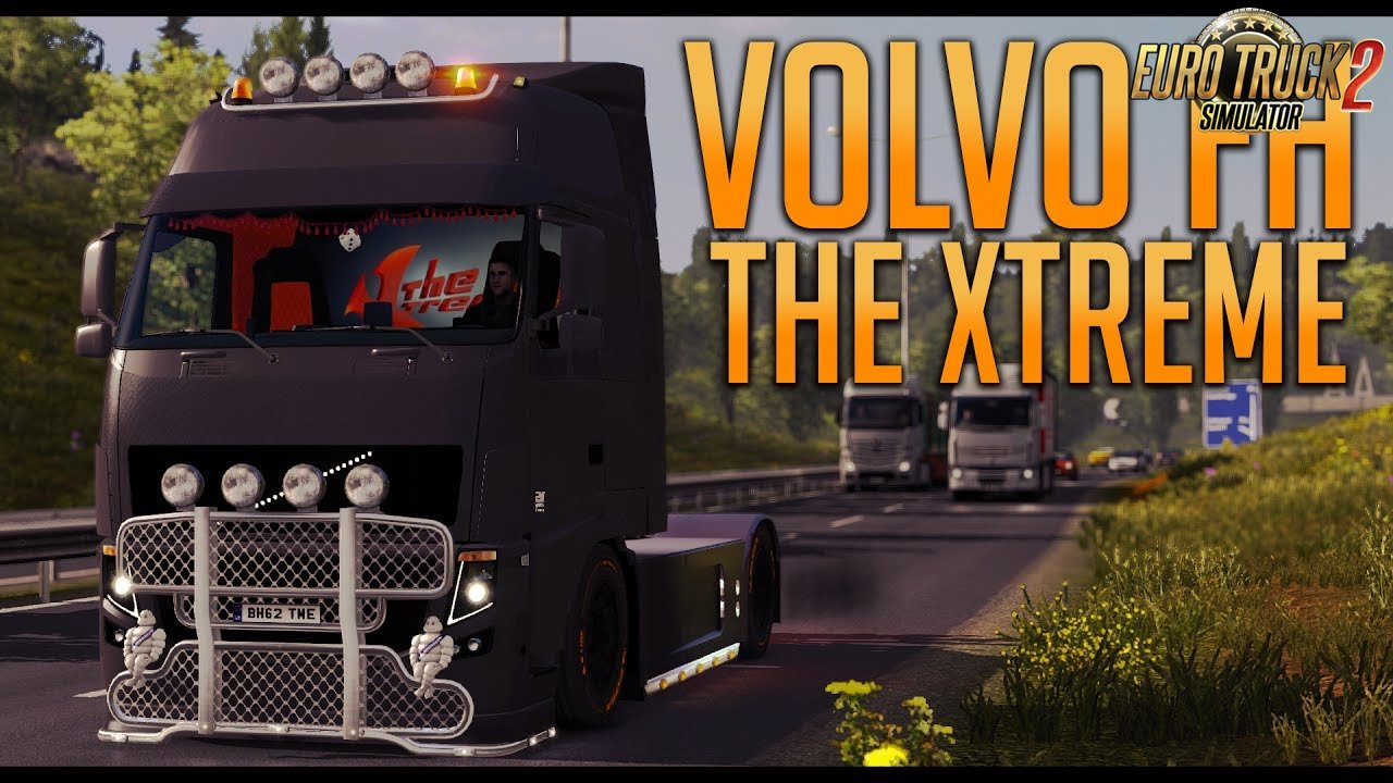Volvo FH the Xtreme + Interior v1.0 by Shoofer (1.27.x)
