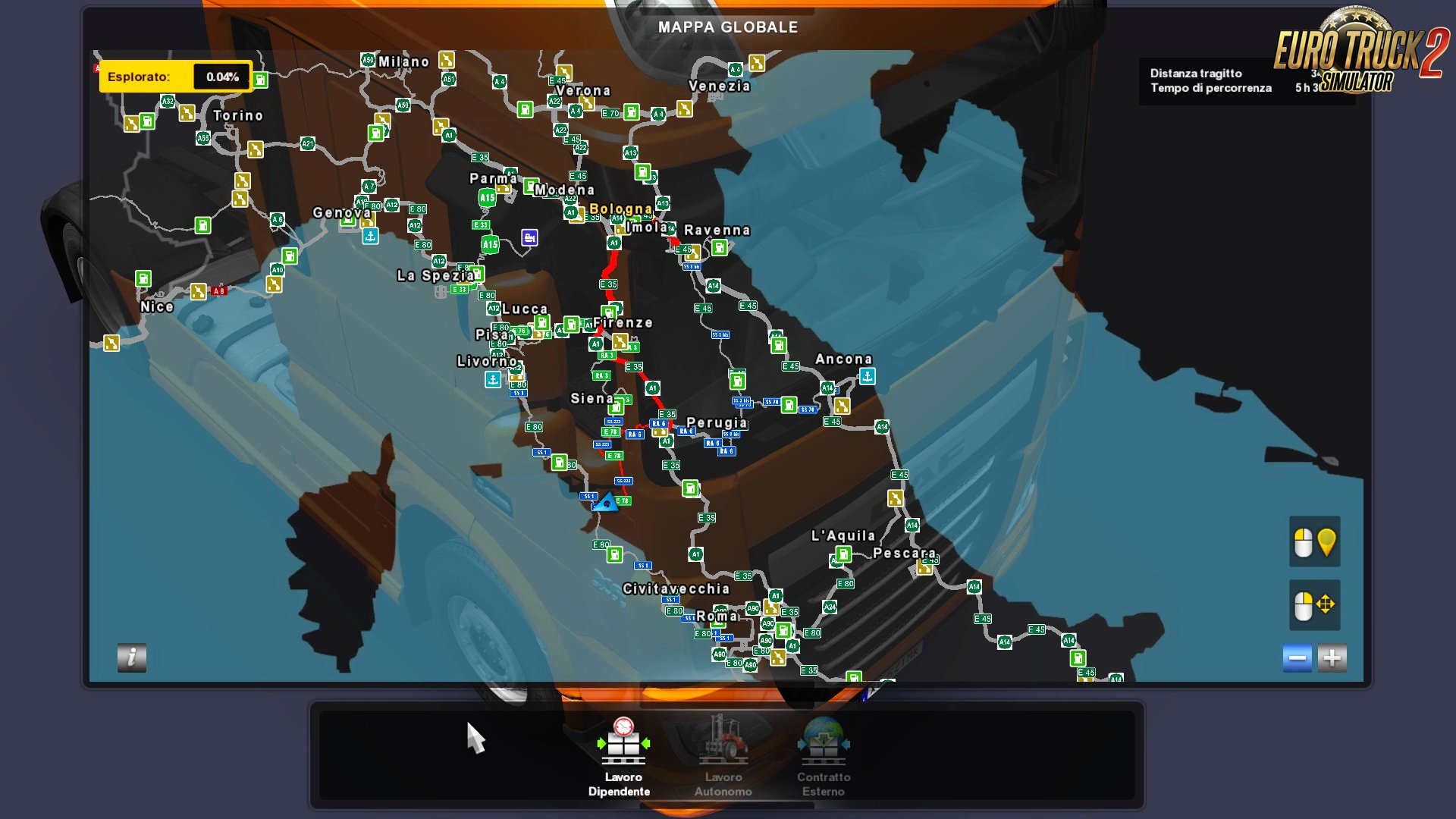 Italy Map v2.0 (Updated) (1.28.x)