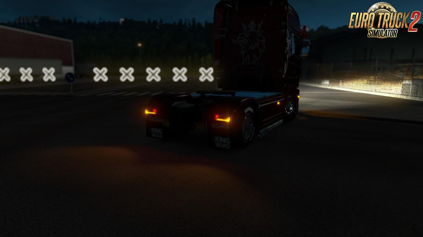 Improved Vehicle Lights Normal v 2.0 by Frkn64