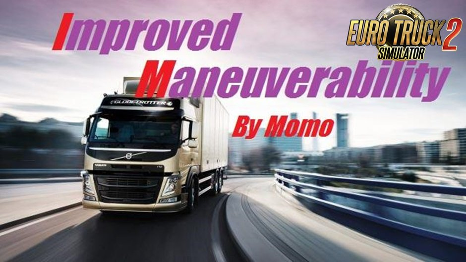 Improved Maneuverability [1.27.x]