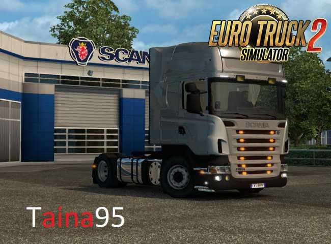 Scania R420 Topline v2.0 for Ets2