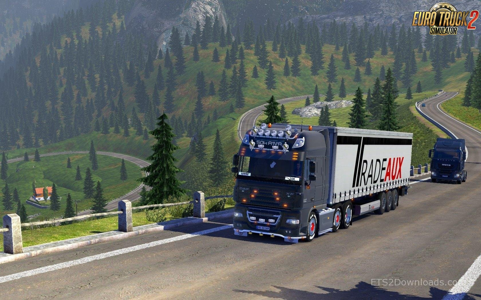 Add-on Europe Open v1.013