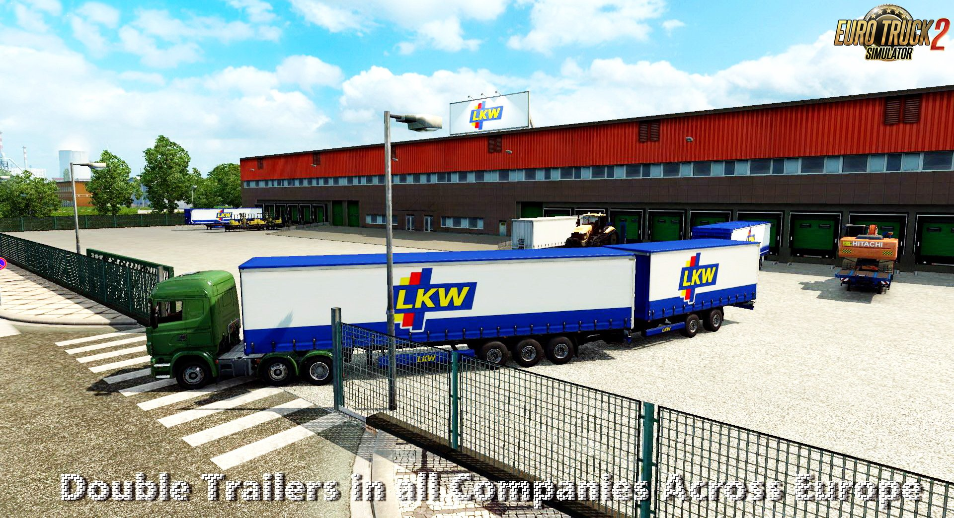Double Trailers in all Companies Across Europe v1.0 (1.28.x)