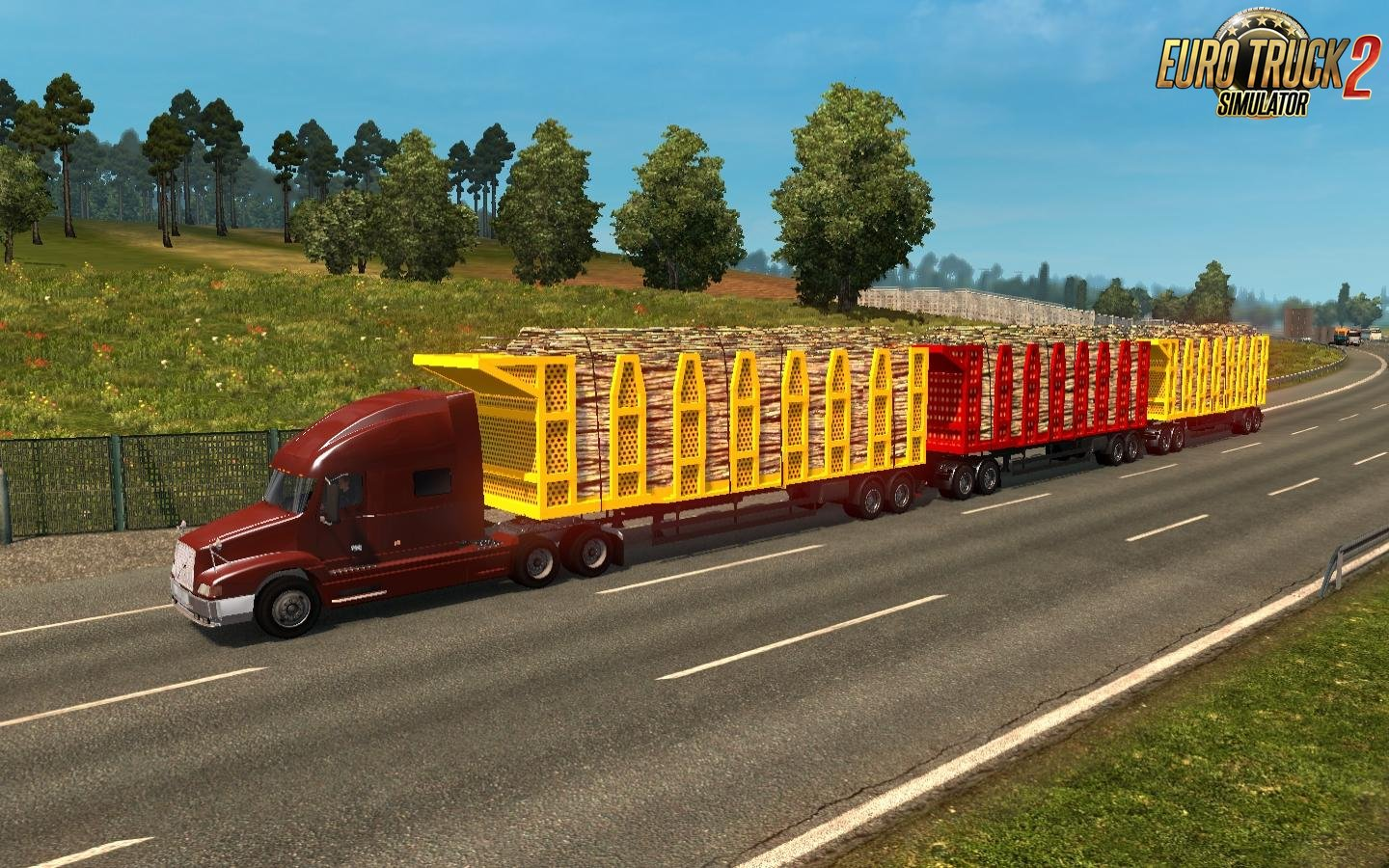 Traffic Double Triple Trailers  [1.27.x]
