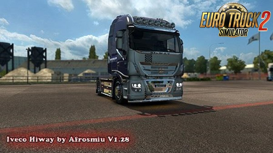 Iveco Hiway Tuning V.1.3 by Afrosmiu [1.28.x]