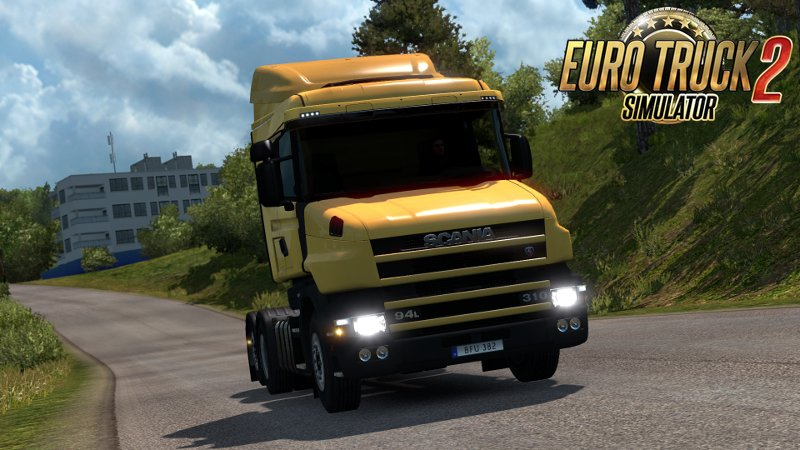 Scania 4 series addon for RJL Scanias v2.2.1 [1.28.x]