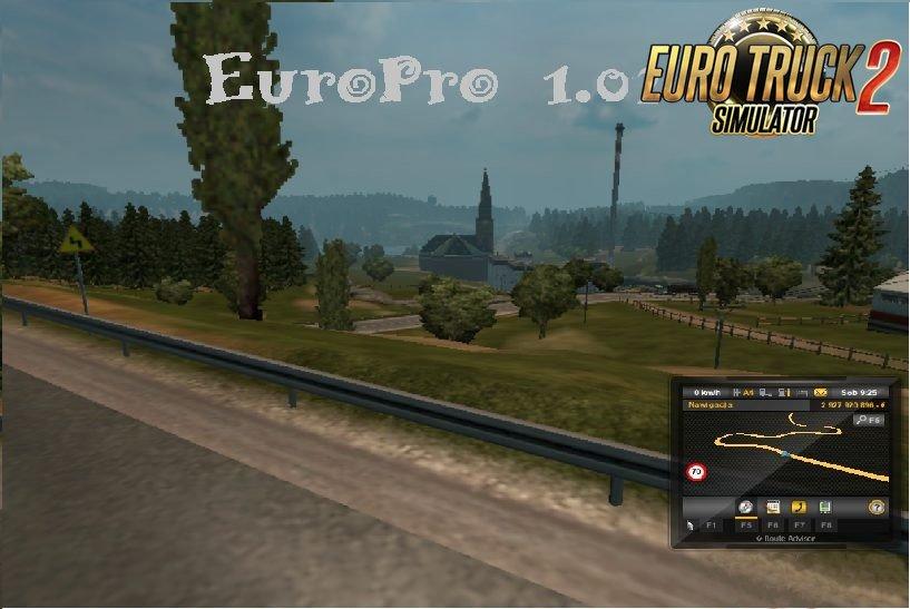 EuroPro v 1.02 for Ets2