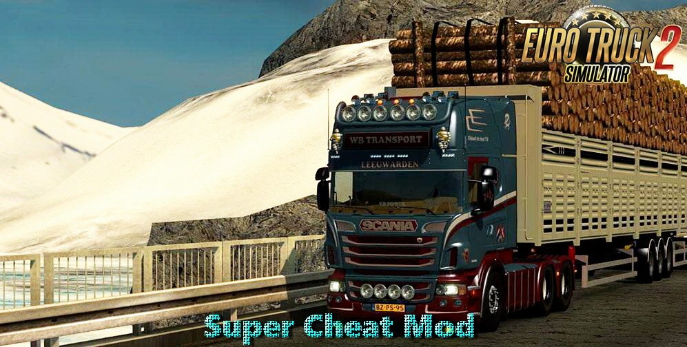 Super Cheat Mod v1.0 (1.28.x)
