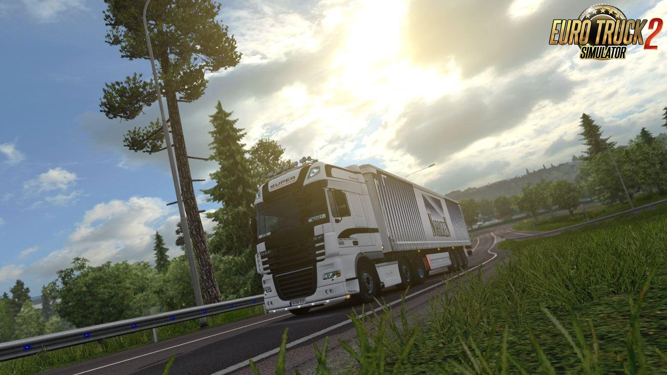 Realistic Graphics Mod v1.8 + Addons by Frkn64 (1.28.x)