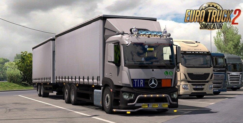 D3S Mercedes Antos '12 v1.2.0.123 (Release 1.28.1.3)