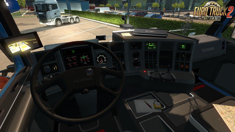 Scania 143M + Interior edit by Ekualizer [1.31.x]
