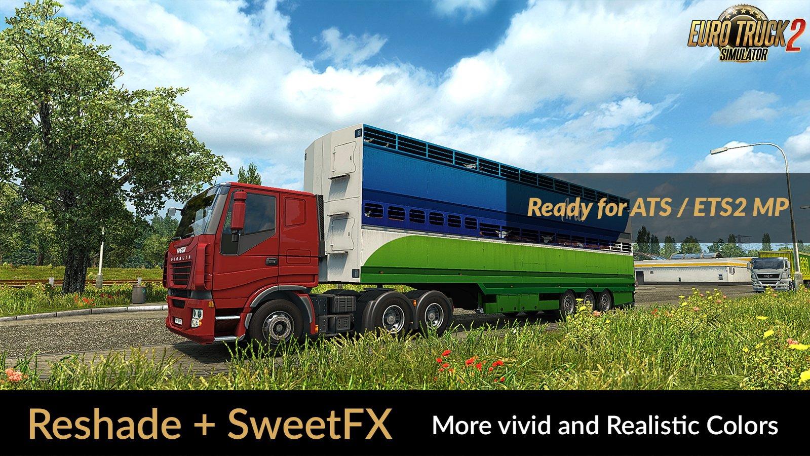 Reshade v3.0.8 + SweetFX v2.0 Final (Preset v1.8) (1.28.x)