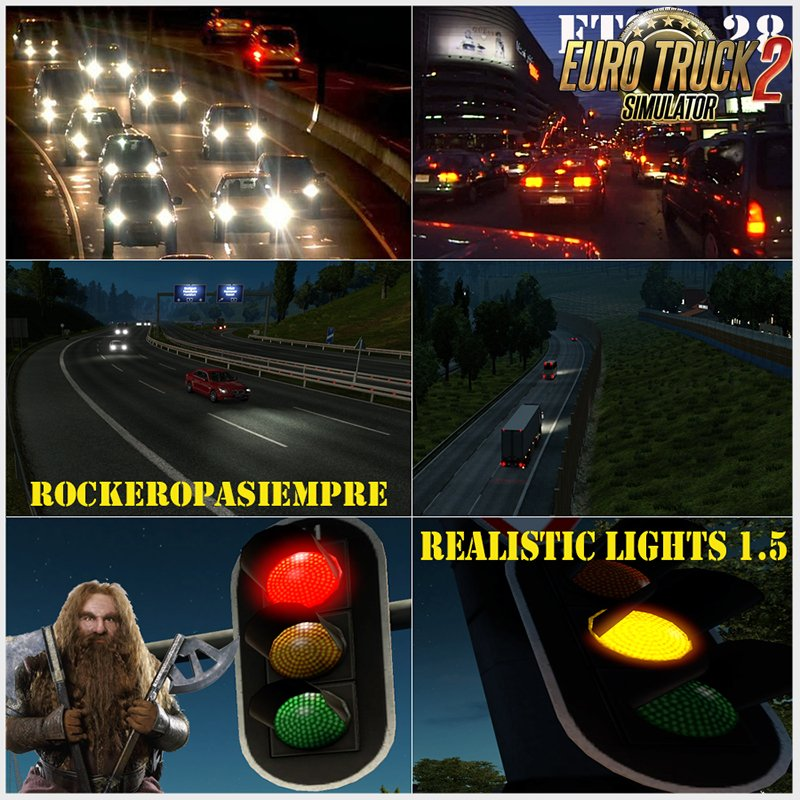 AI Realistic lights V 1.6 for 1.28