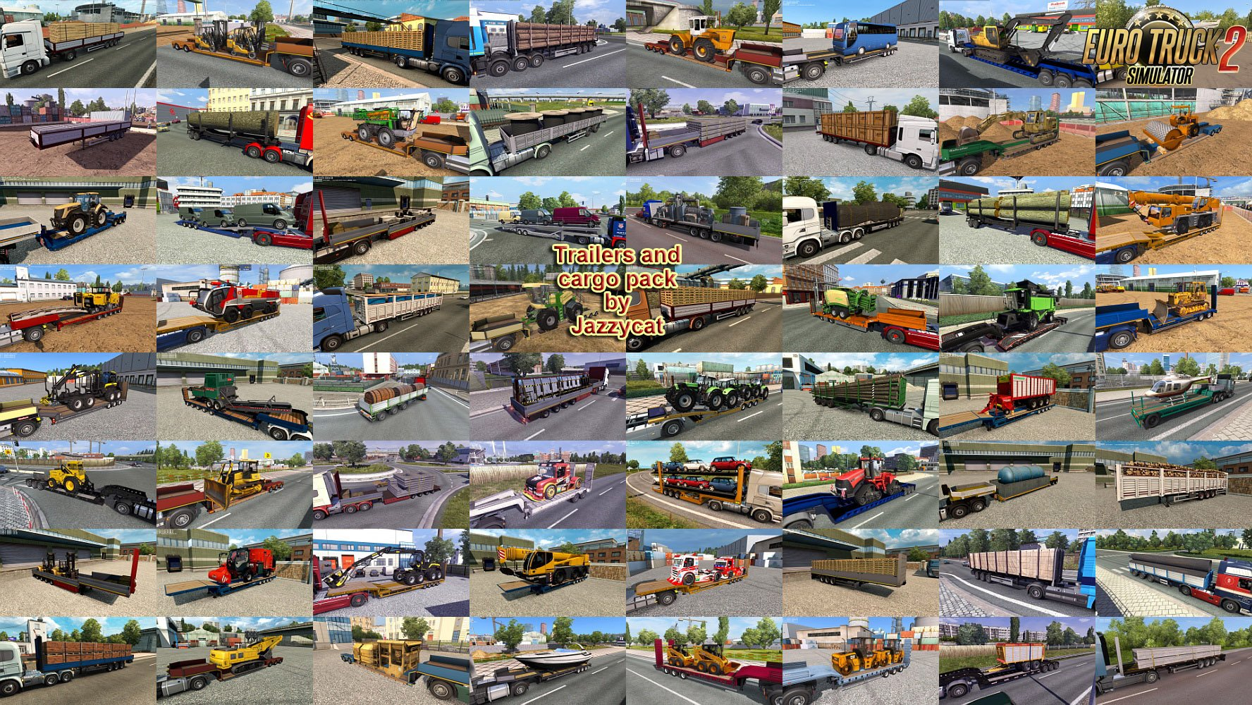 Trailers and Cargo Pack v5.5 by Jazzycat