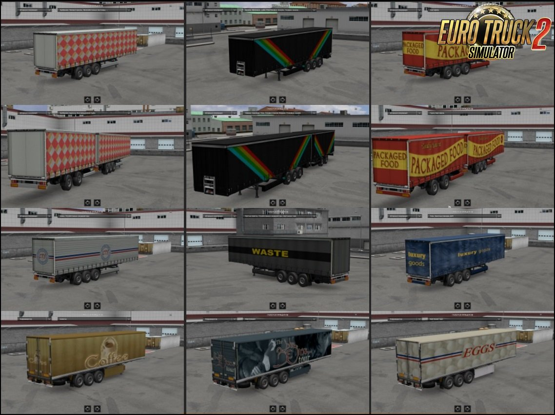 Old SCS trailer pack [1.28.x]