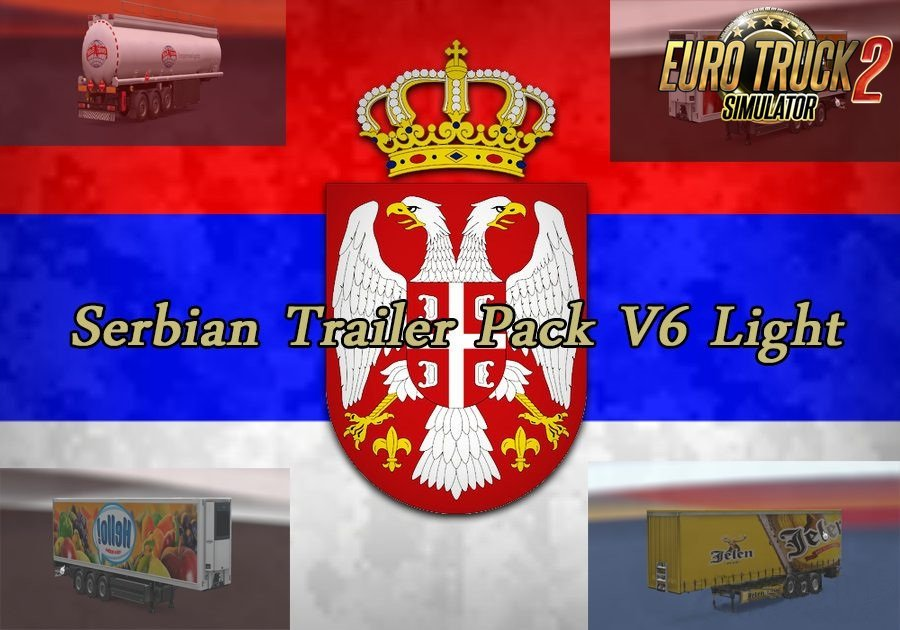 Serbian Trailer Pack v6 Light [1.28.x]