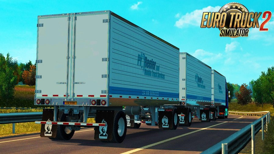 Triple Trailer – Pro Reefer v2.0 [1.28.x]