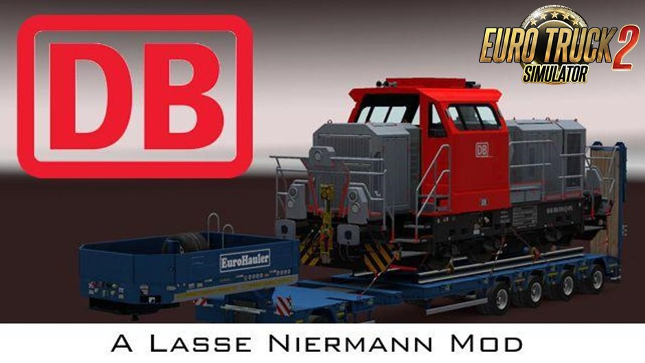 Deutsche Bahn Lokomotive Cargo for Ets2