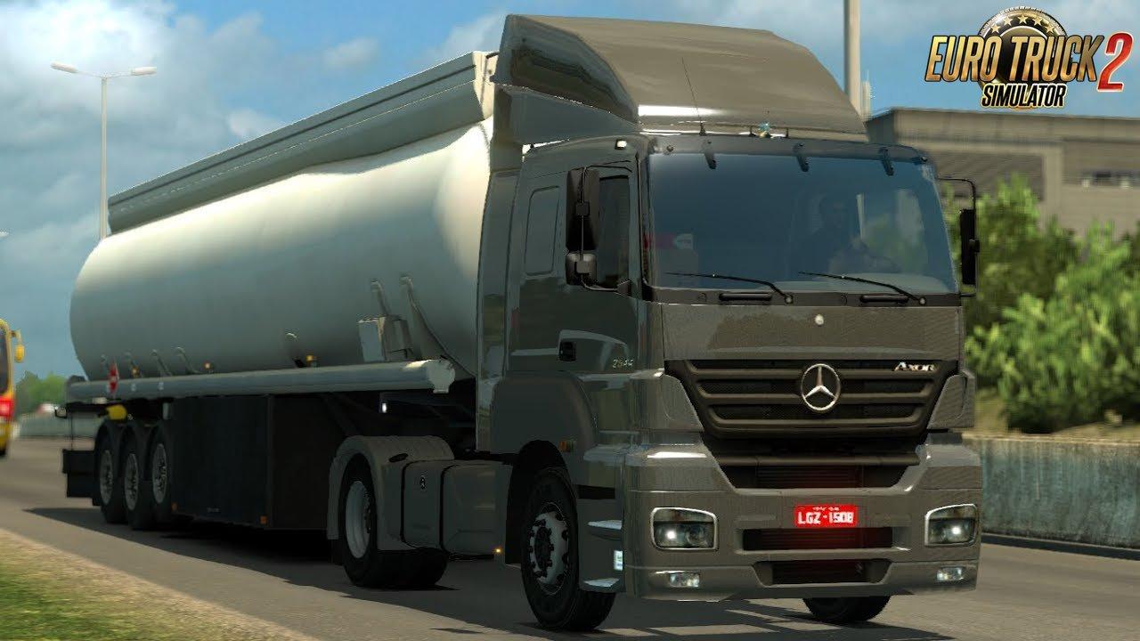 Mercedes Benz Axor  [1.28.x]
