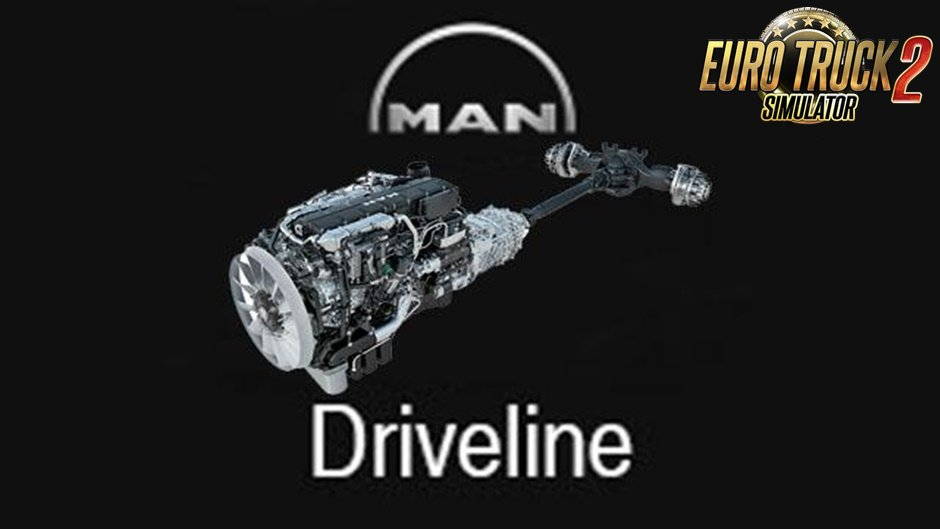 MAN – Drivetrain Revision v1.9 [1.28.x]