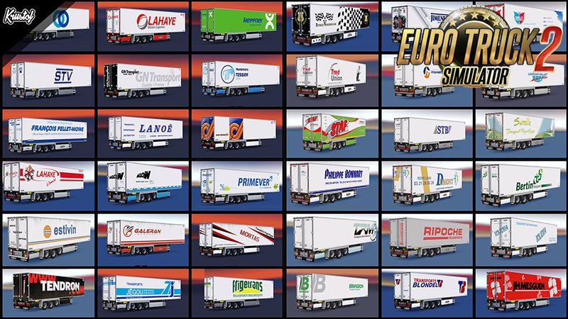 Kriistof Full Fr for Chereau v2.1 [1.28.x]