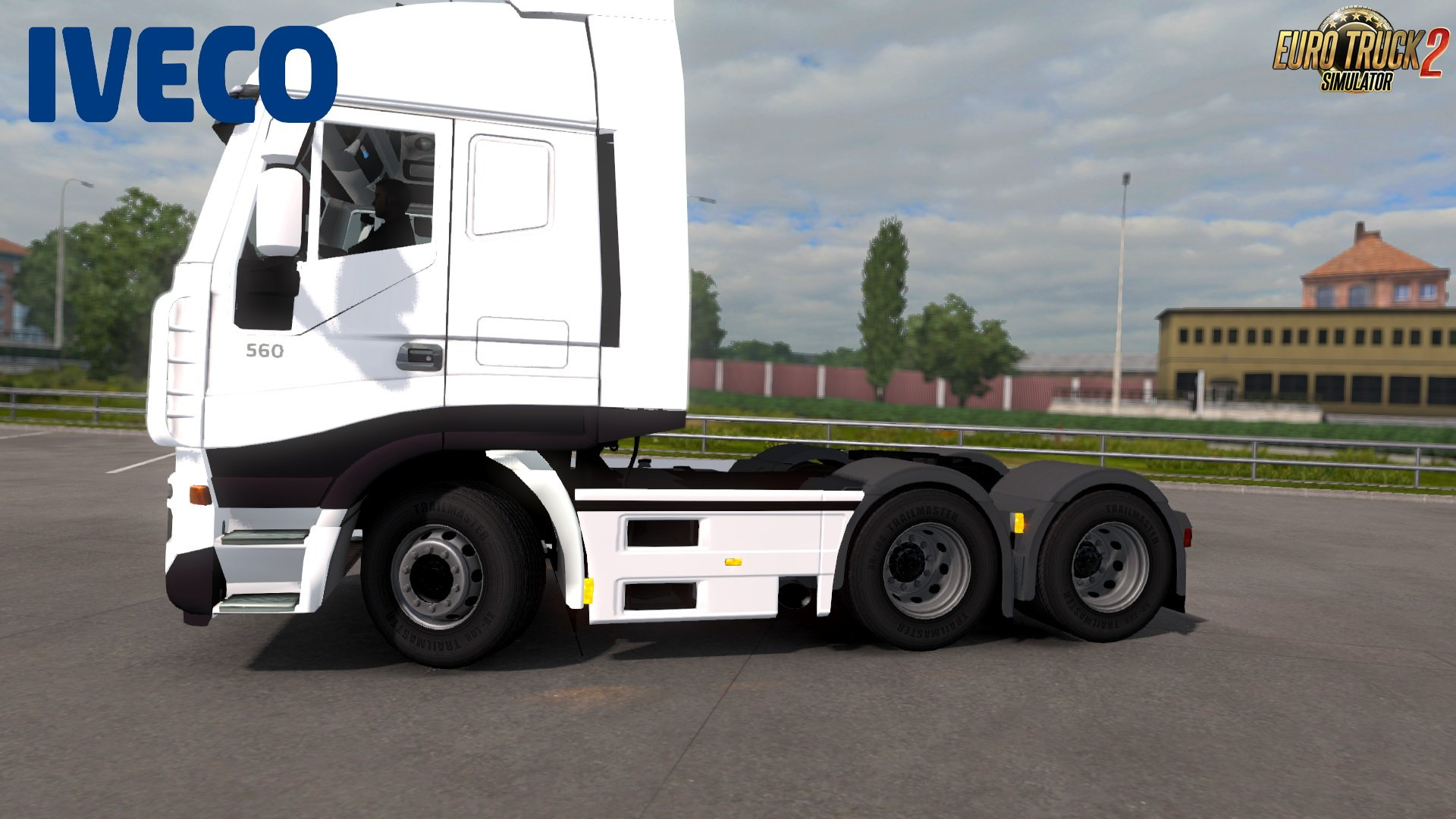 Improved Iveco Stralis Truck v1.1 by AlexeyP [1.28.x]