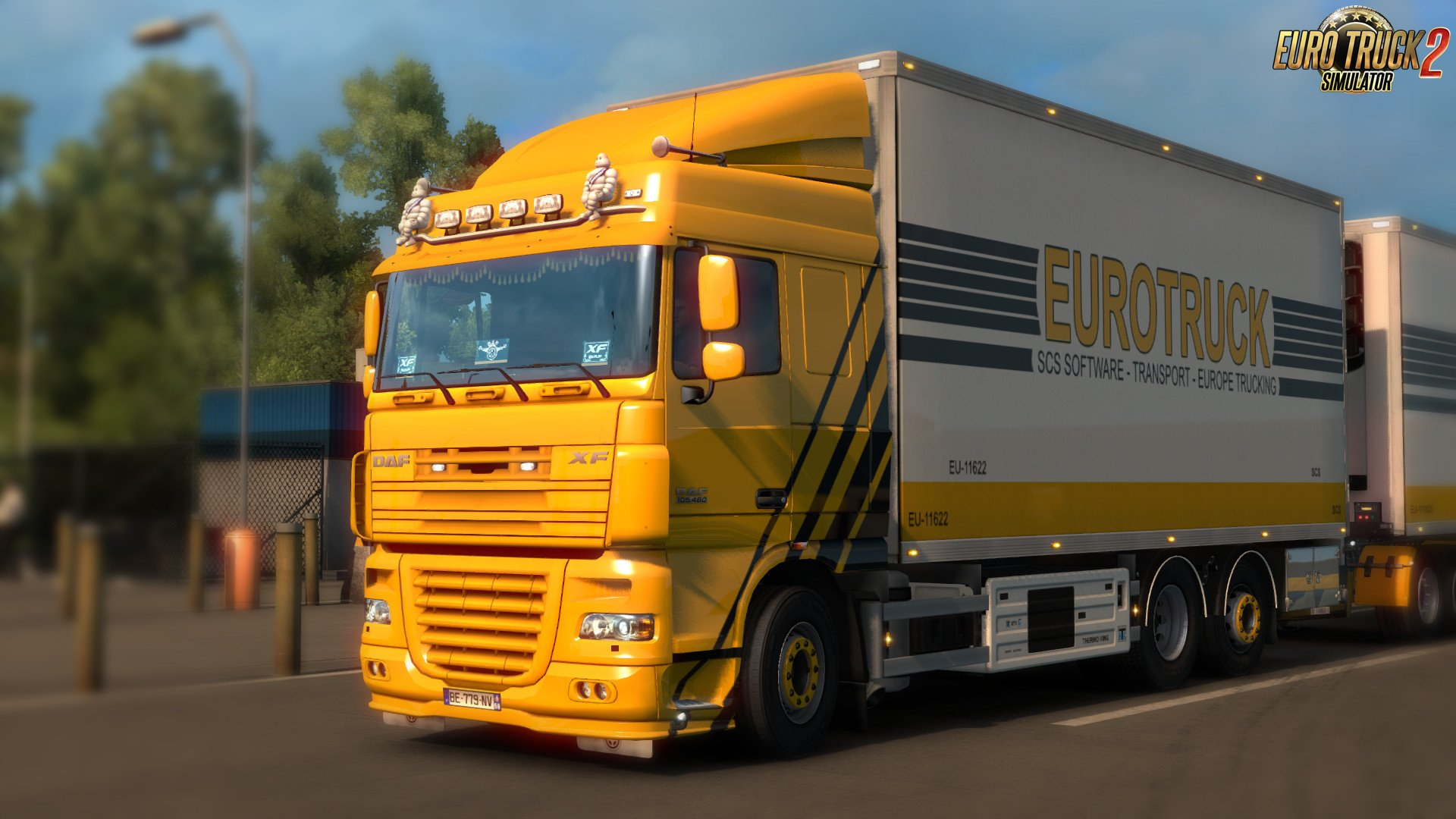 DAF XF by 50k v4.1 [1.28.x]
