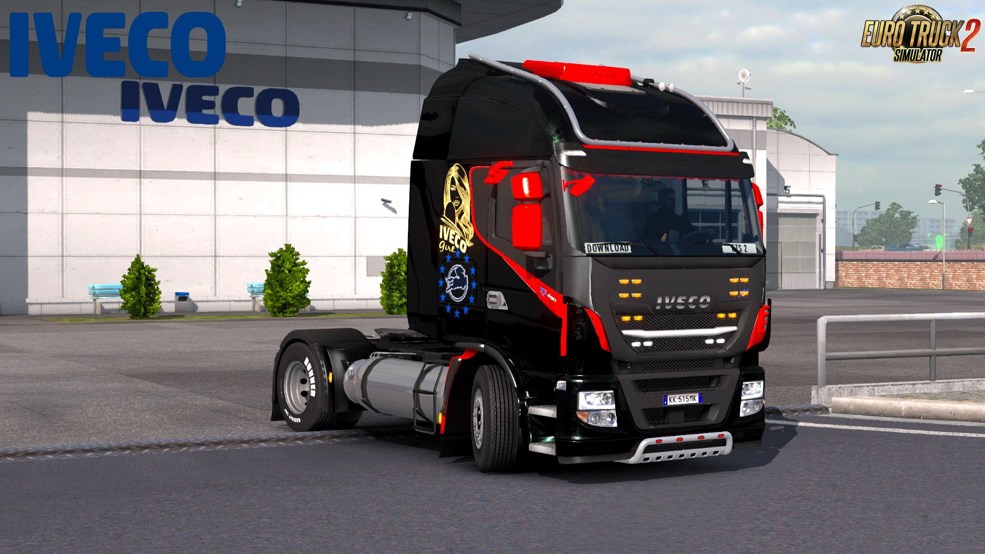 Iveco Hi-Way Tuning v1.4 by Karen Grigoryan (1.28.x)