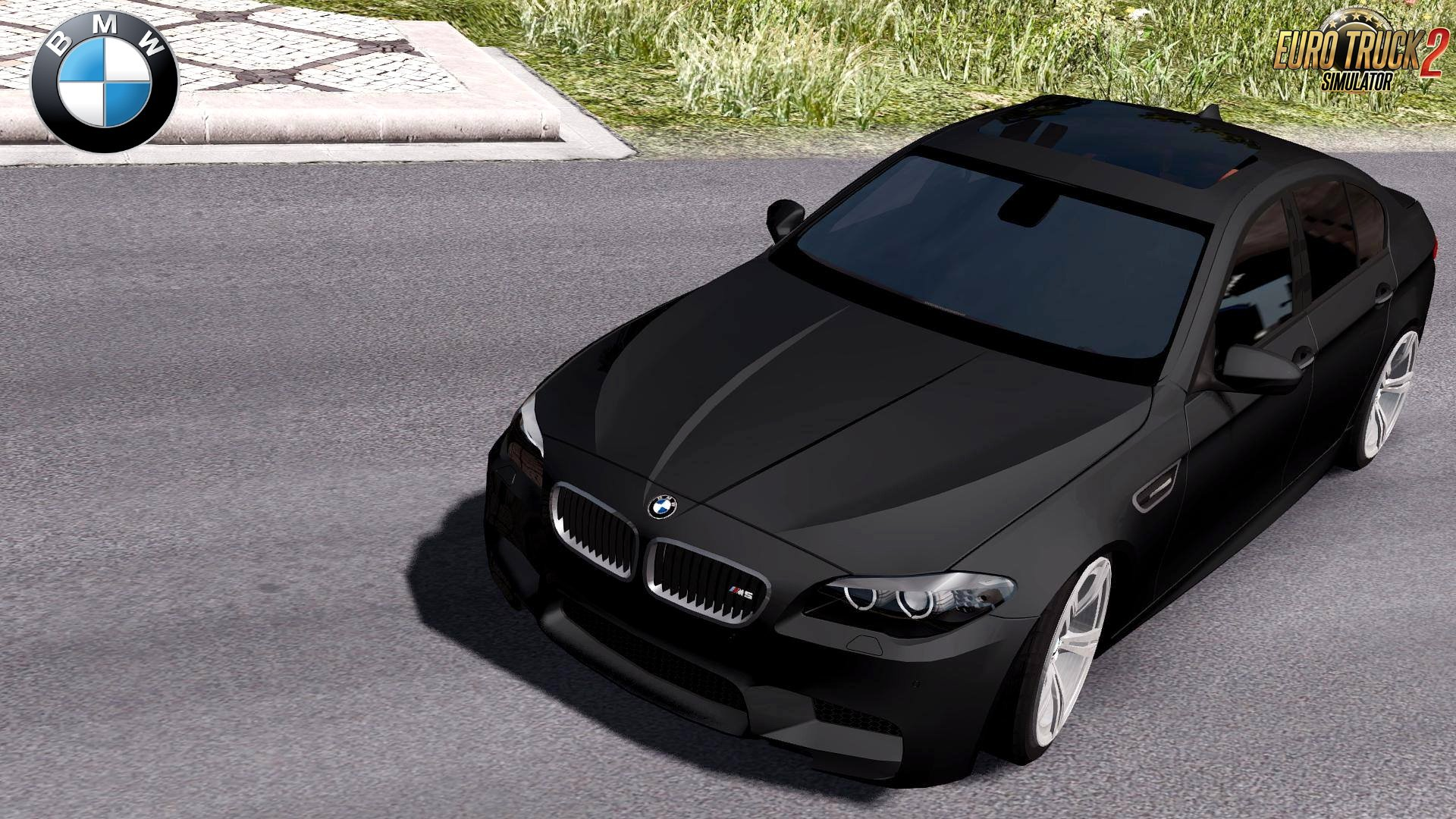BMW M5 F10 + Interior v3.0 (Update + Fix) (1.31.x)
