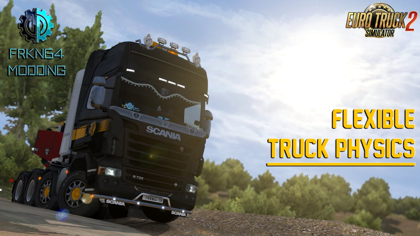 Flexible Truck Physics v1.2 by Frkn64