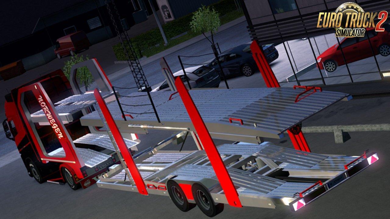 Volvo Autotransporter Mod