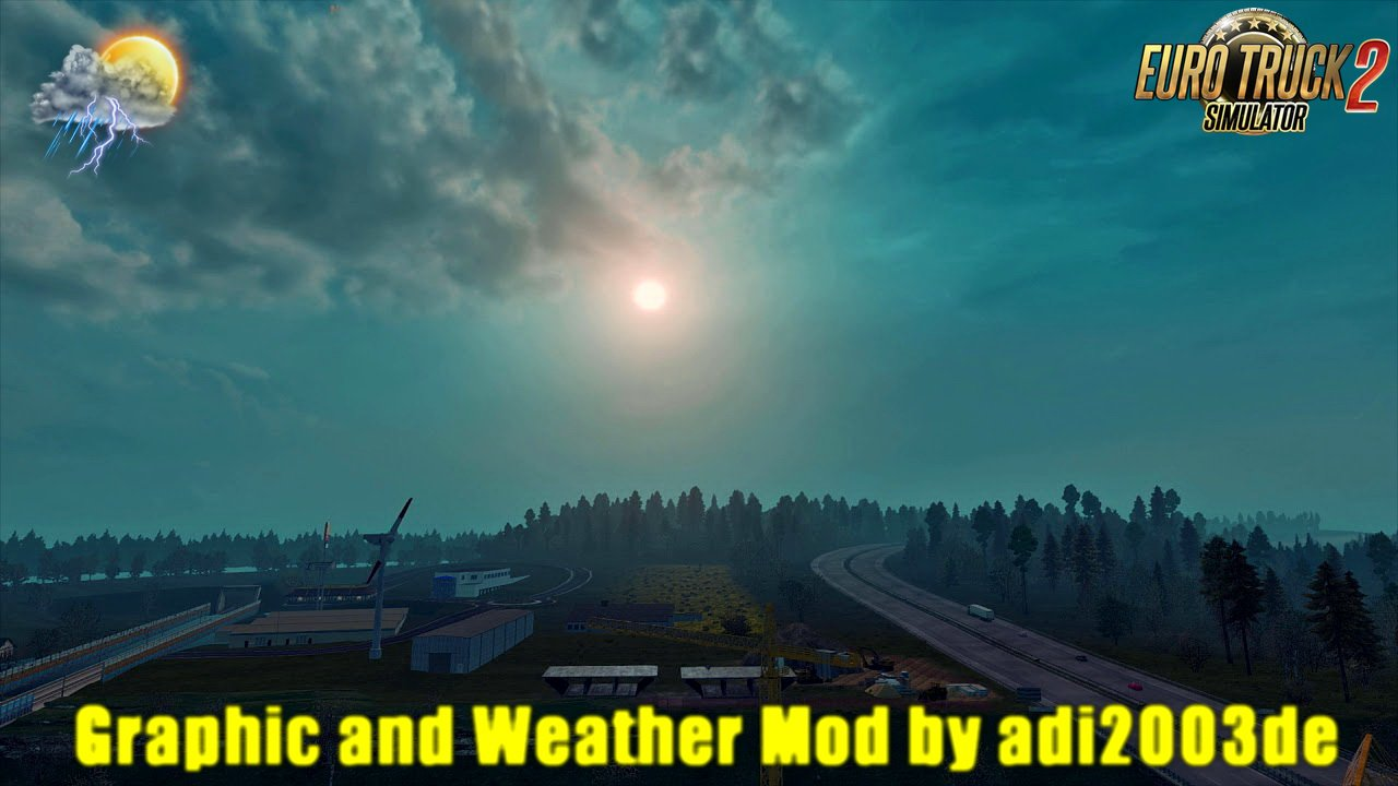 Graphic and Weather Mod v1.0 (November Version) by adi2003de (1.28.x)